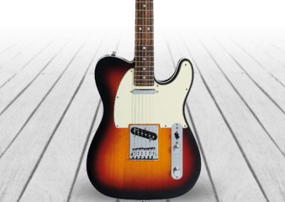 Fender Telecaster Deluxe 60th Anniversary
